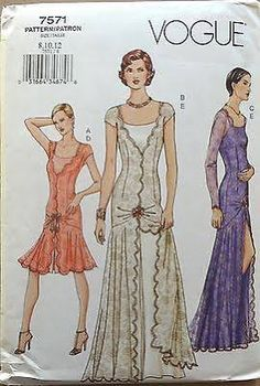 sewing patterns 1920s - Google Search