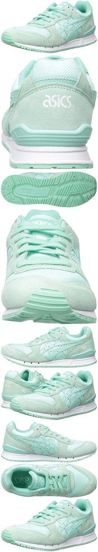 brand new 3f74f ac483 ASICS Women s GEL-Classic Retro Running Shoe, Mint Mint, 9 M US