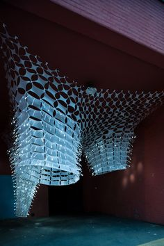 Flash:Light: 2011 Festival of Ideas for the New City SOFTlab produced a hanging installation for the entrance to School Nite, an exhibition of site-specific installations, performances, and discussions. The installation was curated by Nuit Blanche New York as part of Flash:Light 2011 along with...