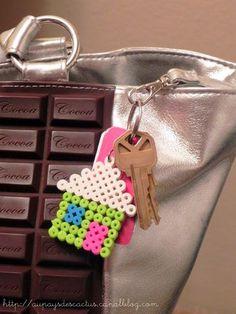 fuse beads (perles à repasser, également appelées perles Hama ou perler beads)