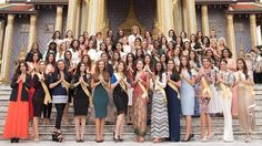 Miss Grand International 2015 will be the 3rd edition of the Miss Grand International pageant to be held on October 25, 2015 at the Indoor Stadium Huamark in Bangkok, Thailand. There are 79 contestants from all over the world will compete for the crown and Daryanne Lees of Cuba will crown her successor at the … October 25, Pageants, Bangkok Thailand, The Crown, All Over The World, Cuba, Infographics, Hold On, Indoor
