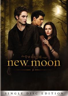 I OWN IT :) I ALSO HAVE A POSTER THAT LOOKS LIKE THIS The Twilight Saga: New Moon DVD