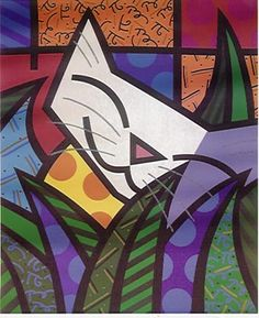 Romero Britto (nació en Recife, Brasil el 6 de octubre de 1963) es un pintor y escultor brasileño. Combina elementos del cubismo estereot...