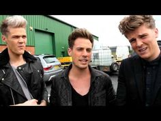 Love the band Lawson, but this behind the scene video is ssoooo funny. Epic water bottle tossing!