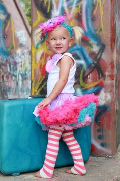 I feel that if I ever have a little girl she will live in tutu's for the first few years