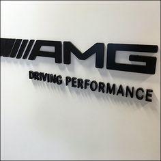 Mercedes Benz AMG Branding Positive-Negative – Fixtures Close Up Mercedes Benz Retail, Mercedes Benz Dealer, Mercedes Benz Amg, G63 Amg, Retail Fixtures, Positive And Negative, Brand Names, Branding, Positivity
