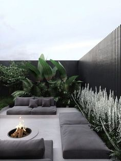 Greige – Greige on Behance – You are in the right place about garden landscaping curb appeal Here we offer you the most beautiful pictures about the garden landscaping design you are looking for. When you examine the Greige – Greige on Behance – part … Modern Garden Design, Terrace Design, Backyard Garden Design, Patio Design, Rooftop Garden, Terrace Ideas, Modern Design, Design Exterior, Interior And Exterior