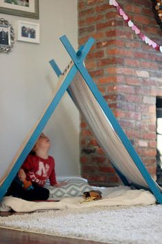 Foolproof Fort | Do It Yourself Home Projects from Ana White
