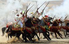Tissa Horse Festival, Tissa, Morocco