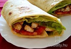 Hungarian Recipes, Little Kitchen, Meat Recipes, Scones, Hamburger, Grilling, Pizza, Tacos, Food And Drink