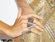 Lorraine Schwartz cocktail rings