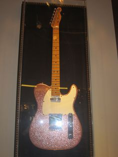 """Fender guitar owned by Joe Walsh, guitarist of the famous rock band The Eagles, since 1976. This Fender was used for recording """"Girl of Yesterday"""", one of the three studio version songs of the live album """"Hell Freezes Over""""!"""