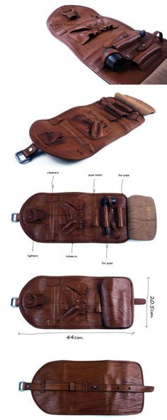 TOBACCO SMOKING PIPE BAG/POUCH/CASE new design