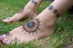 foot/ankle tattoo