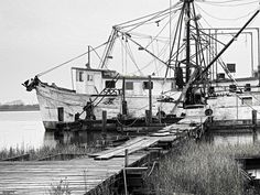 Home Sweet Home, shrimp boat, Louisiana photos, Louisiana, Cajun, bayou prints, Cameron by CajunKatPhotos on Etsy