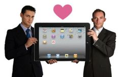 iPads become Advertisers' best friend
