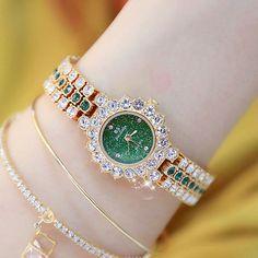 Latest Women Watches, Fashion Watches, Women's Watches, Diamond Watches, Wrist Watches, Women's Fashion, Mens Designer Watches, Diamond Quartz, Crystal Diamond