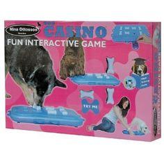 Nina Ottosson's Dog Casino  $68.19  My cats get treats out of it every night!