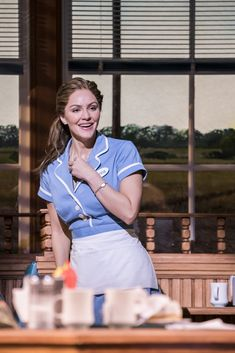Pin by WIG SPECIALITIES on WAITRESS in LONDON | Waitress musical