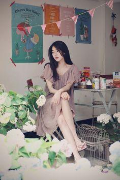 #milkcocoa daily 2016 feminine classy look(MT)