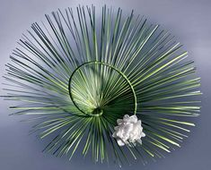 Флорист Сергей Карпунин Ikebana flower arrangement
