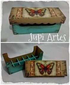 Jupi Artes: Porta Batons…