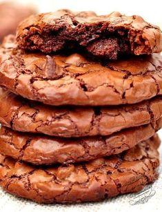 Rezept für Brownie Cookies - Kekse Brownies Mehr Imágenes efectivas que le proporcionamos sobre recette de soupe facile Una imag - Brownie Cookies, Cheesecake Cookies, Cupcake Cookies, Chip Cookies, Cupcakes, Brownie Recipes, Cheesecake Recipes, Cookie Recipes, Dessert Recipes