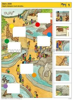 LOGICO Primo 1022 V ZOO | Pro Solutions - detské knihy, vzdelávacie hry, vzdelávanie