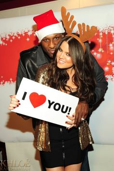 Khloe Kardashian and Lamar Odom Celebrate Their Three Year Wedding Anniversary