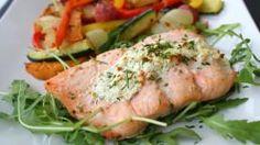 middagsoppskrift: 3 sunne og superlette middager - KK.no Fresh Rolls, Tuna, Pork, Turkey, Healthy Eating, Fish, Meat, Ethnic Recipes, Temple