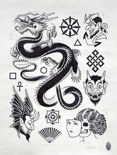 Dragon, 2013.