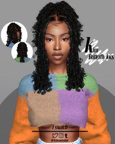 Sims 4 Body Mods, Sims 4 Game Mods, Sims Mods, Sims 4 Afro Hair Male, Sims Hair, Sims 4 Cc Kids Clothing, Sims 4 Mods Clothes, Tumblr Sims 4, Sims 4 Cas