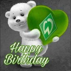 Happy Birthday Werder Bremen