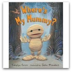 Top Ten Halloween Books, Crafts, Recipes and More for Preschool and Kindergarten Students