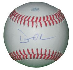 Oakland A's Dan Otero signed Rawlings ROLB leather baseball w/ proof photo.  Proof photo of Dan signing will be included with your purchase along with a COA issued from Southwestconnection-Memorabilia, guaranteeing the item to pass authentication services from PSA/DNA or JSA. Free USPS shipping. www.AutographedwithProof.com is your one stop for autographed collectibles from Oakland Athletics & MLB teams. Check back with us often, as we are always obtaining new items.