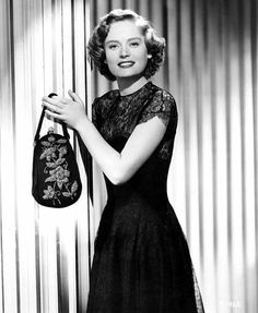 Alexis Smith appeared in several major 1940s Hollywood movies