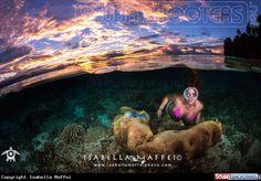 "underwater photography "" MERMAID MARTI "" model shooting | Underwater Photography"