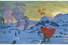 Russian giants of the art world Roerich and Faberge top Bonhams £6.2 million sale