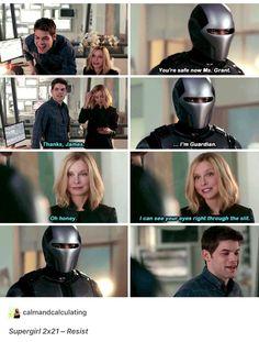 #Supergirl #Season2 #2x21