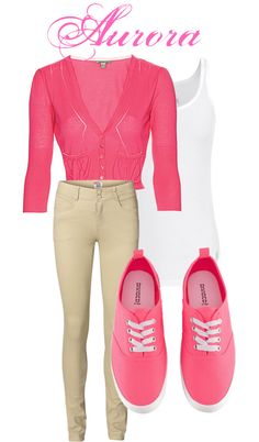 """Aurora's teen outfit"" by loonylunalovegood on Polyvore"