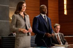 'Madam Secretary' and 'The Good Wife,' TV's Mighty Women - NYTimes.com
