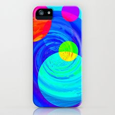 Re-Created Twisters No. 12 #iPhone & #iPod #Case by #Robert #S. #Lee  - $35.00