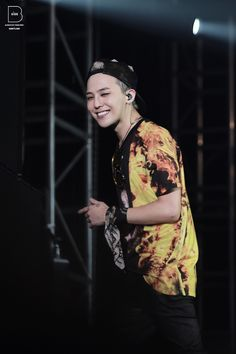 "GD Jiyong / G Dragon ♡ #BIGBANG. ""One of a Kind: The Final in Seoul"" at Olympic Park Stadium in Seoul"