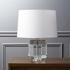 carat table lamp