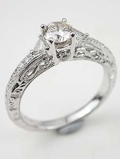 I'm not much of a ring person, but this is actually really pretty