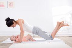 Rückbildungsgymnastik: Zweite Übung