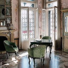 Take me here please... - Vicki Archer Palazzo hotel Venise