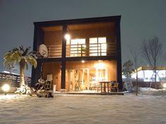 雪化粧のBESSの家もいい!! | BESS 南愛知 株式会社 BESS愛知