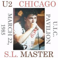On this day in 1985, U2 played the UIC Pavilion at the University of Illinois at Chicago in Chicago, IL.  Audio, recap, setlist, and links: http://u2.fanrecord.com/post/114377433914/u2s-last-performance-of-surrender-on-this