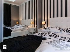 Jak urządzić małą sypialnię w bloku? - Homebook.pl